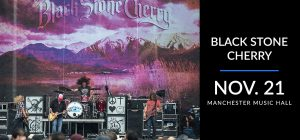 Black Stone Cherry performing live in 2014 - Black Stone Cherry come to Manchester Music Hall on Nov. 21