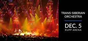 Trans-siberian Orchestra performing live - TSO Dec. 5 at Rupp Arena