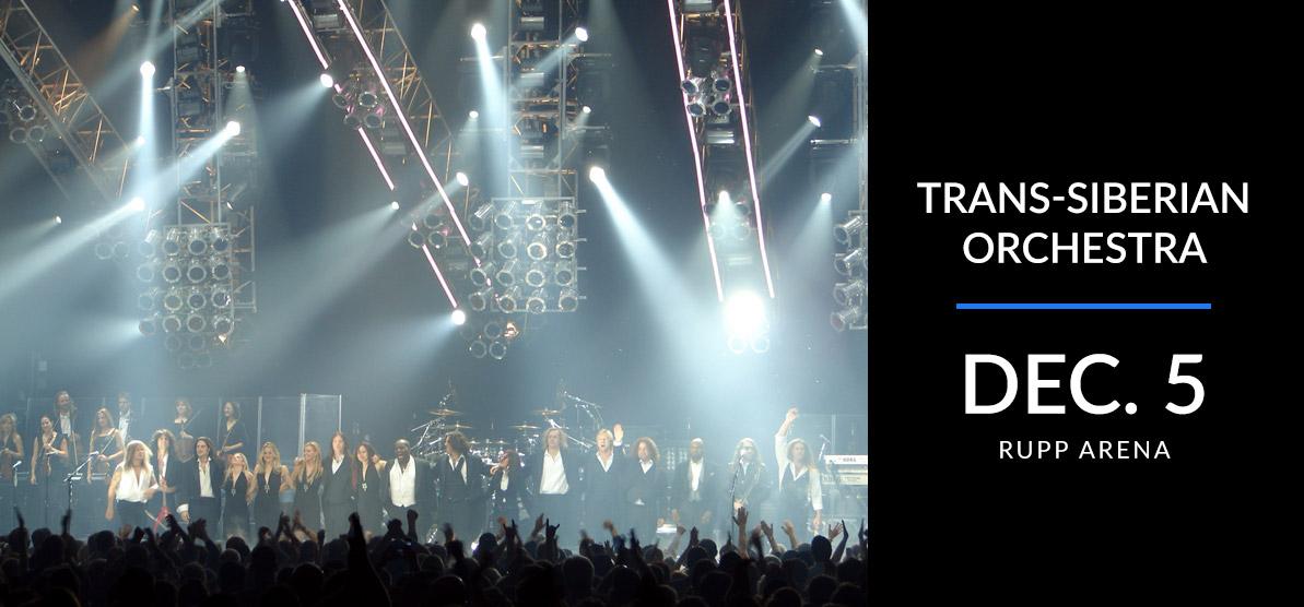 Trans-siberian Orchestra performs live in 2006. Trans-Sibrian - Dec. 5 - Rupp Arena